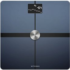 Nokia Body+ Full Body Composition WiFi Scale - Black - Fürdőszobamérleg
