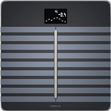 Nokia Body Cardio Teljes Full Body Composition WiFi - fekete - Fürdőszobamérleg