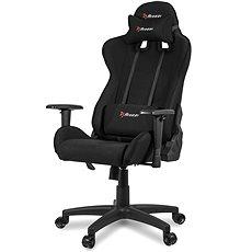 Arozzi Mezzo V2 Fabric fekete - Gamer szék