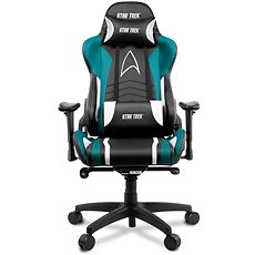 Arozzi Star Trek kék - Gamer szék