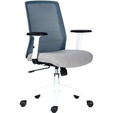 ANTARES Novello fehér / szürke - Irodai szék