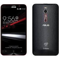 ASUS ZenFone 2 Special Edition ZE551ML 256 gigabájt Silver - Mobiltelefon