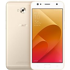 Asus Zenfone 4 Selfie Pro ZD552KL Metal/Gold - Mobiltelefon