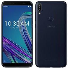 Asus Zenfone Max Pro M1 ZB602KL 128GB, fekete - Mobiltelefon