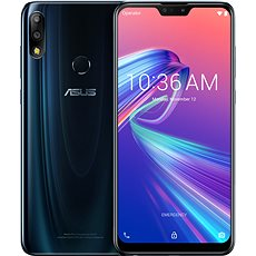 Asus ZenFone Max Pro M2, kék - Mobiltelefon