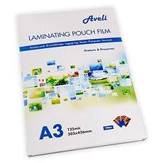 AVELI A3 / 250 fényes - Laminálófólia
