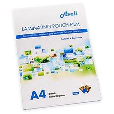 AVELI A4 / 160 fényes - Laminálófólia
