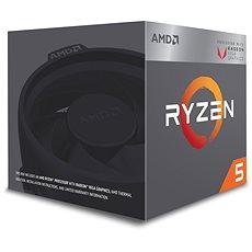 AMD Ryzen 5 2400G - Processzor