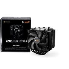 Be quiet! DARK ROCK PRO 4 - Processzor hűtő