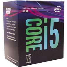 - Intel Core i5-8400 - Processzor