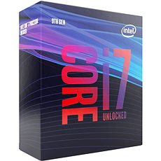 Intel Core i7-9700K - Processzor
