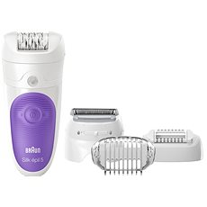 Braun Silk-épil 5 5-541 Wet & Dry - Vezeték nélküli epilátor