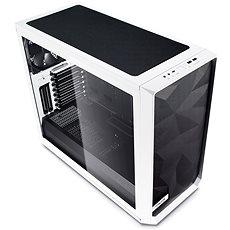 Fractal Design Meshify S2 White TG Clear - Számítógép ház