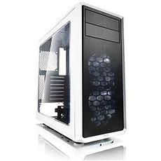 Fractal Design Focus G fehér - Számítógép ház