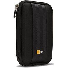 Case Logic QHDC101K fekete - Merevlemez tok