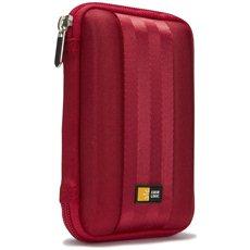 Case Logic QHDC101R piros - Merevlemez tok