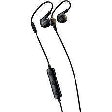 CANYON Sports fekete - Mikrofonos fej-/fülhallgató