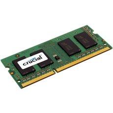 Crucial SO-DIMM 4 GB DDR3 1600MHz CL11 - Rendszermemória