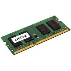 Crucial SO-DIMM 8GB DDR3L 1600MHz CL11 Dual Voltage - Rendszermemória
