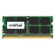 Crucial SO-DIMM 8GB DDR3 1600MHz CL11 Dual Voltage - Apple/Mac - Rendszermemória