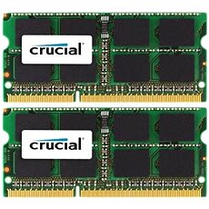 Crucial SO-DIMM 32GB KIT DDR3L 1866MHz CL13 Mac - Rendszermemória