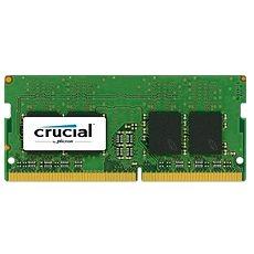 Crucial SO-DIMM 16GB DDR4 2133MHz CL15 Dual Ranked - Rendszermemória