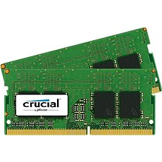 Crucial SO-DIMM 16GB KIT DDR4 2400MHz CL17 Mac-hez - Rendszermemória