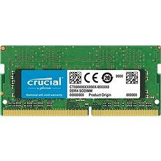 Crucial SO-DIMM 16GB DDR4 2666MHz CL19 Dual Ranked - Rendszermemória