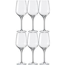Crystalex REBECCA (460 ml) 6 darabos pohárkészlet - Borospohár