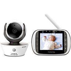 Motorola MBP 853 HD Csatlakozás - Bébiőrző