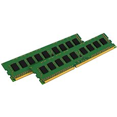 Kingston 16GB KIT DDR3 1600MHz CL11 - Rendszermemória