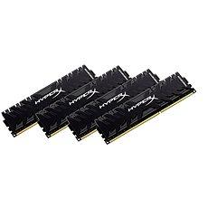 HyperX 32GB KIT 3333MHz DDR4 CL16 Predator - Rendszermemória