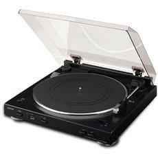 DENON DP-200USB fekete - Lemezjátszó