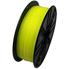 Gembird Filament HIPS citromsárga - 3D nyomtató szál