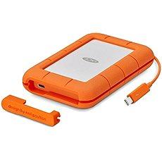 """LaCie 2.5"""" Rugged 2TB Thunderbolt USB-C - Külső merevlemez"""