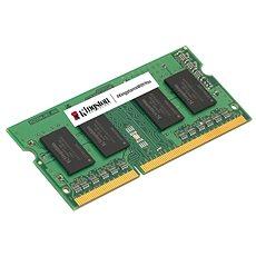 Kingston SO-DIMM 4GB DDR3 1600MHz CL11 - Rendszermemória