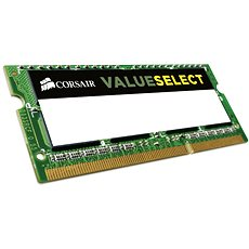 Corsair SO-DIMM 8GB KIT DDR3 1600MHz CL11 - Rendszermemória
