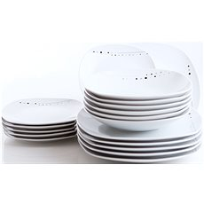 DOMESTIC étkezőgarnitúra FADILLA 18 db - Étkezőkészlet