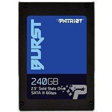 Patriot SSD Burst 240GB - SSD meghajtó
