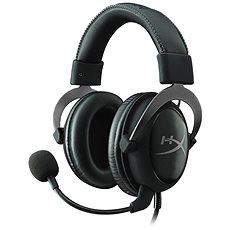 HyperX Cloud II Headset Gunmetal Grey - Gamer fejhallgató