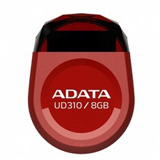 ADATA UD310, 8 GB - piros - Pendrive