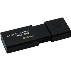 Kingston DataTraveler 100 G3 128GB fekete - Pendrive
