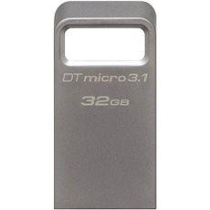 Kingston DataTraveler Micro 3.1 32GB - Pendrive