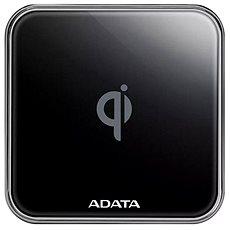 ADATA vezeték nélküli töltőpad CW0100 10W fekete - Töltő alátét