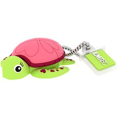 EMTEC Animals Lady Turtle 8GB - Pendrive
