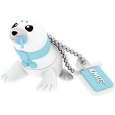 EMTEC M334 Baby Seal 16GB USB 2.0 - Pendrive