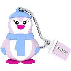 EMTEC M336 Miss Penguin 16GB USB 2.0 - Pendrive