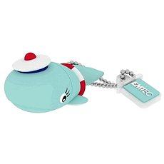 EMTEC M337 Sailor Whale 16GB USB 2.0 - Pendrive