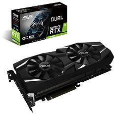 ASUS DUAL GeForce RTX 2080Ti O11GB - Videokártya