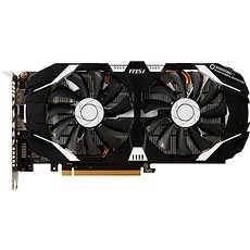 MSI GeForce GTX 1060 6GT OCV1 - Videokártya